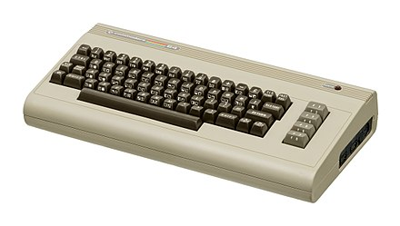 The Commodore 64 was one of the most popular microcomputers of its era, and is the best-selling model of home computer of all time. Commodore-64-Computer-FL.jpg
