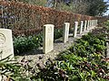 Commonwealth war graves - The Netherlands - Hilversum Northern Cemetery.jpg
