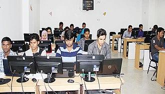 Port City International University - Image: Computer Lab