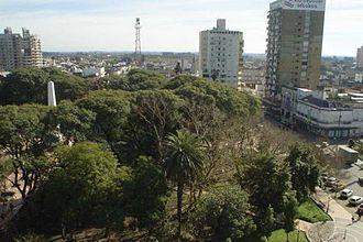 Concepción del Uruguay - Ramírez Square