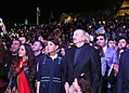 Concert dedicated to Ilham Aliyev`s landslide victory in presidential election was held in Baku 17.jpg