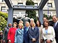 Congresswoman Pelosi at Tony Bennett Statue Unveiling (29377824863).jpg