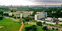 Cidade Universitária Armando de Salles Oliveira, campus principal da Universidade de São Paulo.
