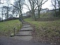 Connecting path in London Road Gardens - geograph.org.uk - 1727210.jpg