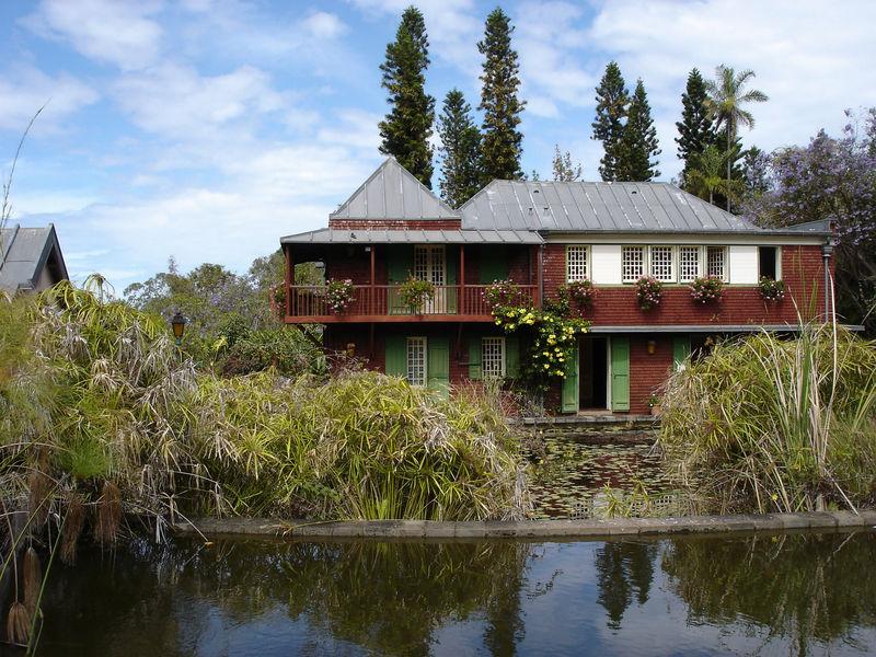 Quoi visiter à l'île de la Réunion - Le Conservatoire Botanique de Mascarin à Saint-Leu
