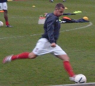Mark Convery English footballer