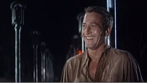 Cool Hand Luke - The Paul Newman smile, the reason why the movie works according to Roger Ebert