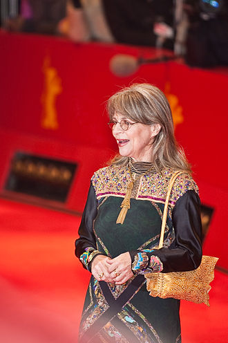 Cornelia Froboess - Froboess at the 2010 Berlin International Film Festival