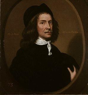Cornelis de Neve Flemish portrait painter in England