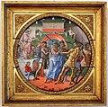 Cosmè tura, giudizio di san maurelio, 1480, da s. giorgio a ferrara, 01.jpg