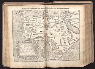 Cartography of Africa