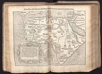Libyan Desert - Image: Cosmographia (Sebastian Münster) p 120