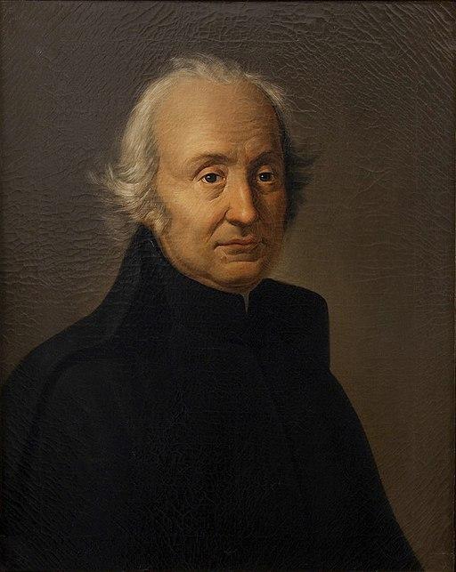 Costanzo Angelini, L'astronomo Piazzi 1825 ca