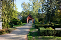 Cottbus-Kiekebusch, Neuer Friedhof.png