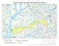 Course of White Oak Creek (New Hope River tributary).jpg