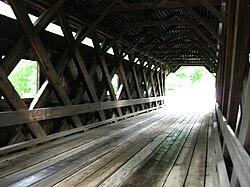 Covered bridge Warner