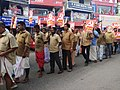 Cpim election campaign rally at angamaly, kerala, india.jpg