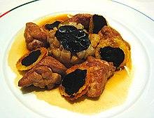 Ris de veau wikip dia - Comment cuisiner les ris de veau ...
