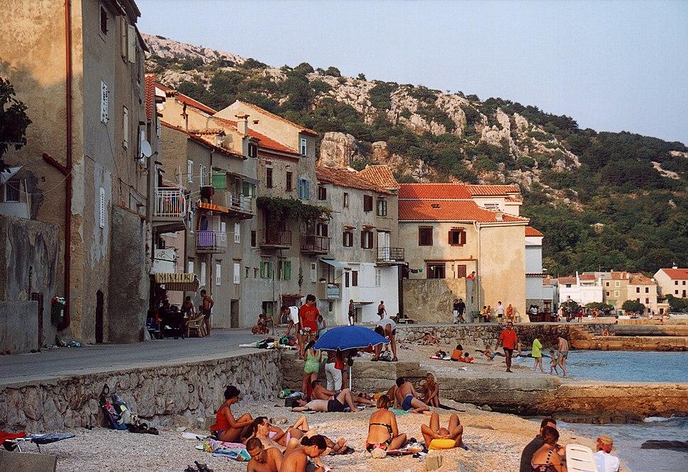 Croatia Baska coast