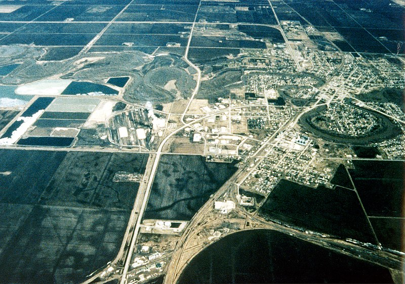 File:Crookston Minnesota aerial view.jpg