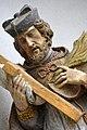 Csatár, Nepomuki Szent János-szobor 2021 12.jpg