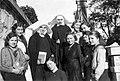 Csoportkép, 1935 Ferenc József Nőnevelő Intézet. Fortepan 22284.jpg