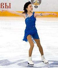 Cup of Russia 2010 - Yuko Kawaguti (1).jpg