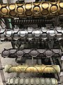 Cutting rollers used in the manufacture of Senbei, showing different designs3.jpg