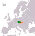 Czech Republic Slovakia Locator.png