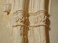 Détail du portail - Église Saint-Jean-Baptiste de Larbey (2).jpg