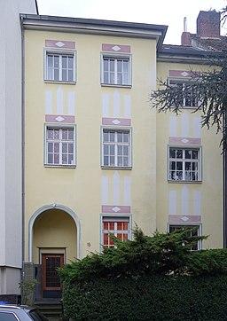 Paulusstraße in Düsseldorf