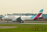 D-AEWF - A320 - Eurowings