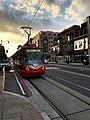 DC Streetcar on H St (25423500712).jpg
