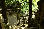 Dai Jingu(Cha Soumei)-Shrine in Yuyadani, Ujitawara, Kyoto August 5, 2018 32.jpg
