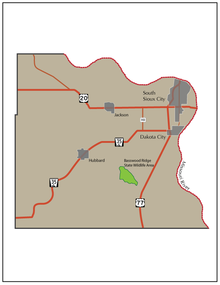 Dakota County, Nebraska - Wikipedia