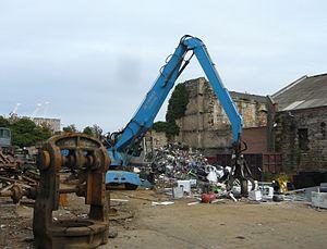Constitution Street - Dalton's Scrapyard