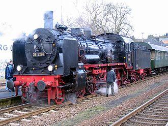 Prussian P 8 - Prussian P 8 Steam Engine, built 1918