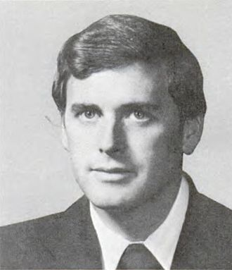 Dan Quayle - Quayle in 1977, his first term in Congress