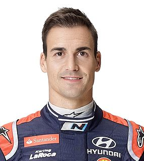 Dani Sordo World Rally Championship driver
