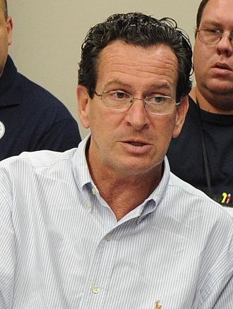 2010 Connecticut gubernatorial election - Image: Dannel Malloy