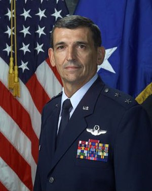 David F. Wherley Jr. - Major General David F. Wherley Jr.