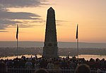 Over 10,000 attend Gallipoli dawn service for ANZAC Day centenary