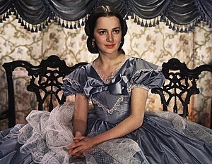Lilian Fontaine - Lillian Fontaine's elder daughter, Olivia de Havilland