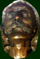 Death Mask of Marshal of Poland Józef Piłsudski.PNG