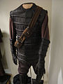 "Debbie Reynolds Auction - ""Planet of the Apes"" complete male gorilla costume with bandolier (5852145356).jpg"