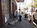 Decatur St FQ Steel City Jug Slammers Sidewalk Sleeper.JPG