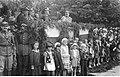 Defilada wojskowa w rocznicę wymarszu Pierwszej Kompanii Kadrowej (22-289-1).jpg