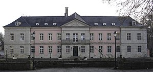 Differdange - The Abbey of Differdange, an example of Cistercian Architecture.