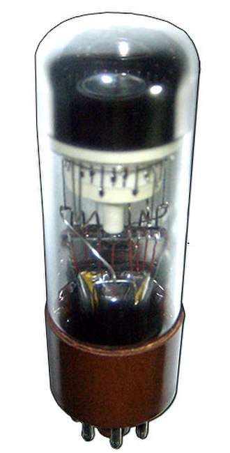 Dekatron - An octal-base dekatron.