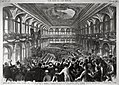 Democratic National Convention, Held in the New Merchants' Exchange, in St. Louis, June 27th, 28th and 29th. The Chairman, General McClernand, Announcing the Nomination of Governor Samuel J. Tilden of New York, As Presidential Candidate.jpg
